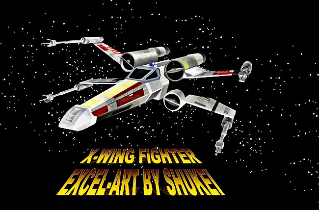 X Wing Excel