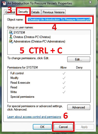 Copy The Full Path Of A File Folder To The Windows Clipboard 2