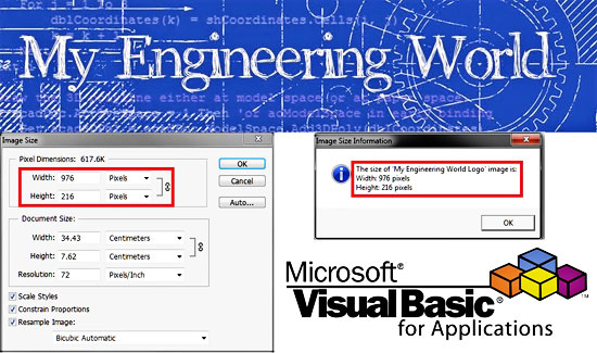 Get Image Size In Pixels With VBA – My Engineering World