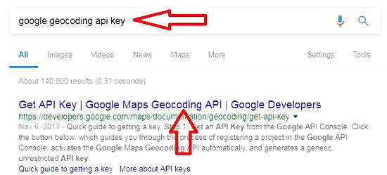 How To Get A Free Google API Key (August 2018 Update) – My