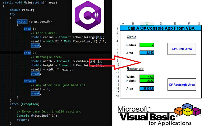 Call A C Console App From VBA